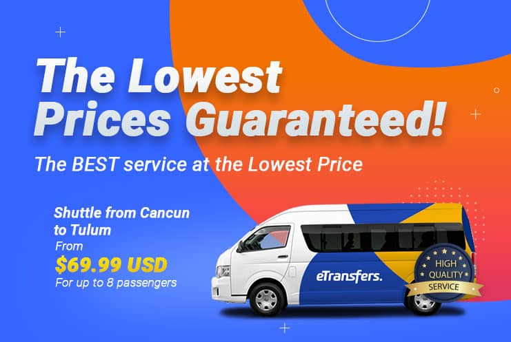 Cancun Airport Transportation to Tulum